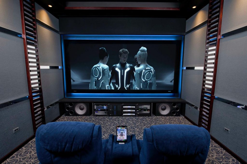 Home Theater Woodlands